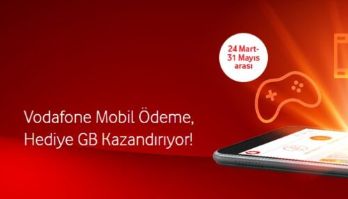 vodafone 1 gb bedava internet